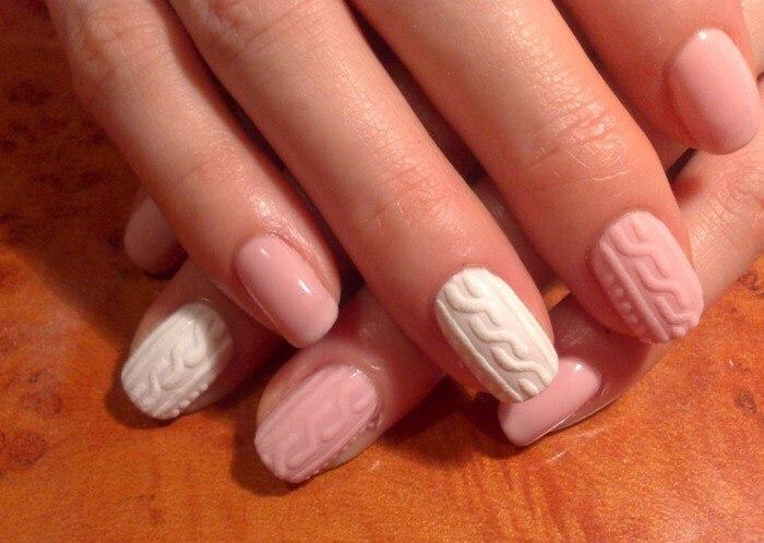 Дизайн ногтей акриловых
